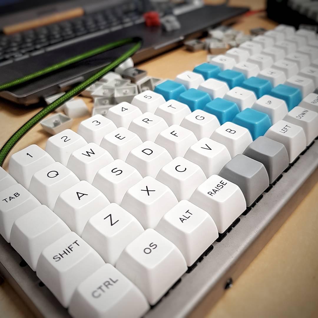 XD75re in 2019 Mechanical Keyboards Keyboard Computer