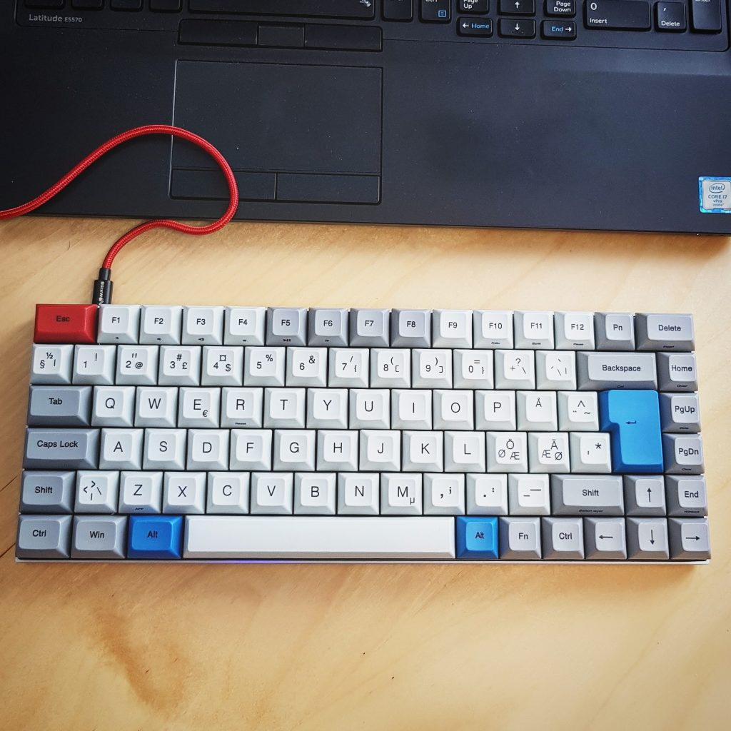 The vortex Race 3 ISO