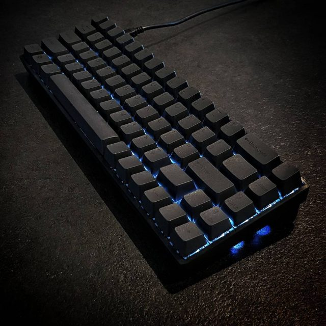 My Tada68 went all black on me originativeco carbon blackhellip